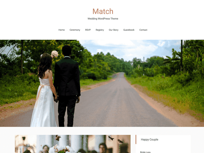 match free wordpress themes
